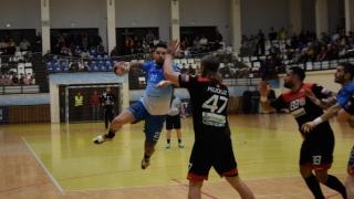 Dinamo are punctaj maxim în LN de handbal masculin