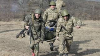 Trei soldați ucraineni au fost uciși în lupte violente in estul separatist