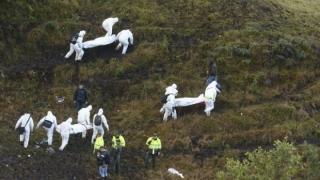 Un avion cargo s-a prăbușit, cinci persoane aflate la bord au murit