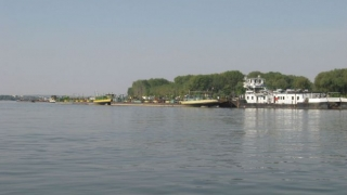 Tulcenii consolidează digurile de pe Dunăre pentru a prevenii inundațiile