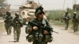 Trei soldați americani, uciși de un militar afgan