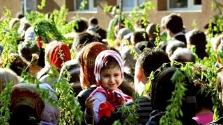 Floriile, sărbătoarea ce vesteşte Paştele