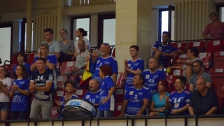 În Cupa EHF, HC Dobrogea Sud nu a avut emoţii cu Antalyaspor