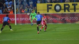 Dinamo, la a doua înfrângere în play-out