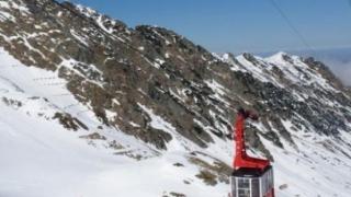Telecabina defectă la Bâlea Lac, 70 de persoane blocate pe munte!