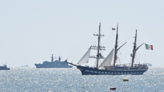 Scene de război la Comandamentul Flotei