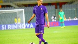 Ianis Hagi, la al doilea meci pentru Fiorentina în Serie A