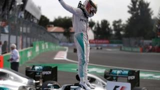 Lewis Hamilton a câştigat Marele Premiu de Formula 1 al Mexicului