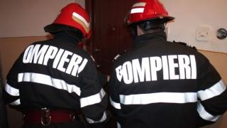 Pompierii intervin la o deblocare de ușă în Constanța