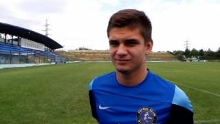 Răzvan Marin a fost prezentat oficial la Standard Lege