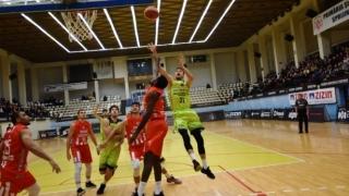 Dinamo s-a impus mai clar decât în campionat în duelul cu BC Athletic