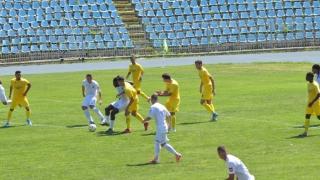 FC Farul a cedat după pauză la Turnu Măgurele