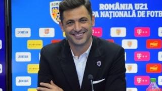 Mirel Rădoi preia funcţia de selecționer al României
