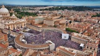 Vaticanul a avut 4 milioane de vizitatori în 2016