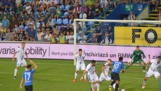 Un penalty a decis învingătoarea în partida FC Botoşani - FC Viitorul