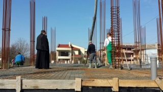 """Sfințirea Așezământului social pentru copii abandonați """"Sfântul Cuvios Arsenie cel Mare"""
