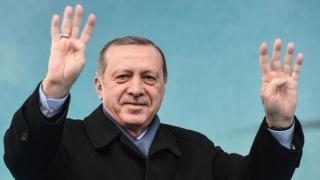 Erdogan, primit la Bruxelles. UE vrea să continue să coopereze cu Turcia