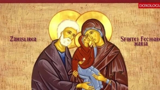 9 septembrie - Ziua Sfintei Ana, ocrotitoarea copiilor şi a maternității