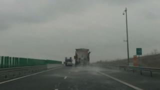 Infotrafic: Circulație în condiții de iarnă!
