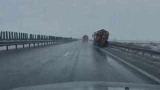 DRDP Constanta, 15 ianuarie 2019: Starea drumurilor, actualizată la ora 12.00