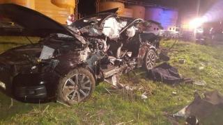 Accident feroviar în județul Constanța! Un autoturism a fost lovit de tren!