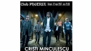 Iris și Cristi Minculescu revin în Constanța, într-un concert excepțional, la Club Phoenix