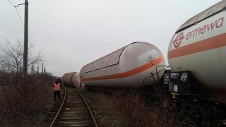 GRAV! Accident feroviar în Constanța, pe podul IPMC