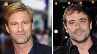 Actorii americani Aaron Eckhart și Jeffrey Dean Morgan filmează în România