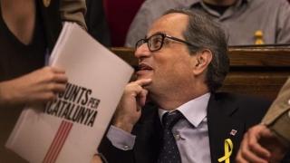 Noul președinte al Cataloniei a BLOCAT Madridul