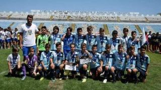 """SSC Farul 2006 şi 2008, pe locul secund la """"Junior Summer Cup"""""""