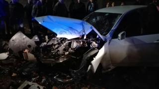 Accident rutier cu 4 persoane încarcerate, în Constanța. Două victime, minore!