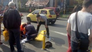 Accident în Constanța! O femeie, lovită pe trecerea de pietoni!