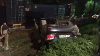 Accident grav la Ovidiu! Martorii spun că șoferul a fugit de la fața locului