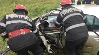 Grav! Accident rutier cu trei victime, între Eforie Nord și Eforie Sud