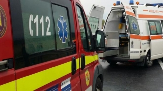 Accident cu trei maşini pe Autostrada Soarelui. Trafic restricţionat