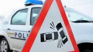 Accident în dreptul stațiunii Costinești!