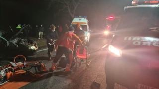Bărbat decedat într-un accident rutier. Alte două persoane au fost rănite