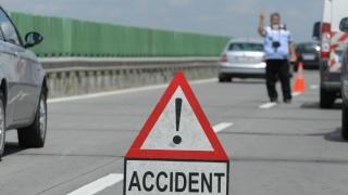 Alertă! Accident grav pe Autostrada Soarelui!