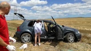 Cumplit! Accident GRAV cu 4 victime