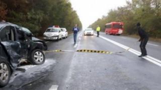 Accident la Constinești! Poliția a  restricționat traficul  pe DN 39