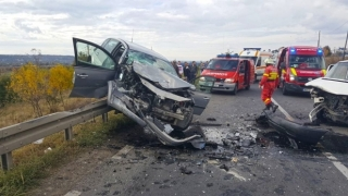 Accident cumplit! Autorităţile au activat Planul Roşu