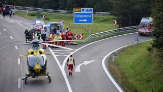 Accident cumplit! Tragedia unor români, morţi în Austria