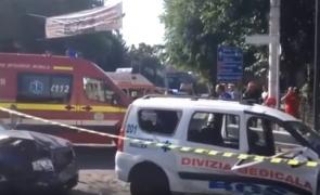 Accident cu multiple victime, printre care şi doi copii