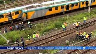 Accident de tren. Sute de persoane rănite