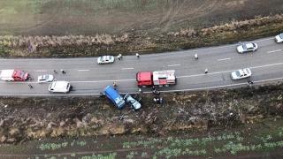 Accident teribil în județul Constanța! Trei victime decedate