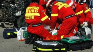 Accident grav! Cinci persoane, la spital! Planul roşu de intervenţie, activat