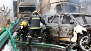 Accident înfiorător! Mulţi morţi! Cel mai cumplit din lume în 2017