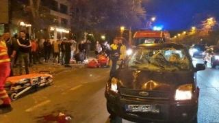A murit unul dintre răniţii din accidentul din Constanţa. Încă o persoană este în stare critică