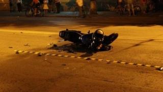 Accident grav în Constanța! Motociclist lovit în intersecția de la Capitol