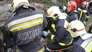 Accident GRAV cu români în Ungaria. Un copil de 5 ani şi o femeie au murit